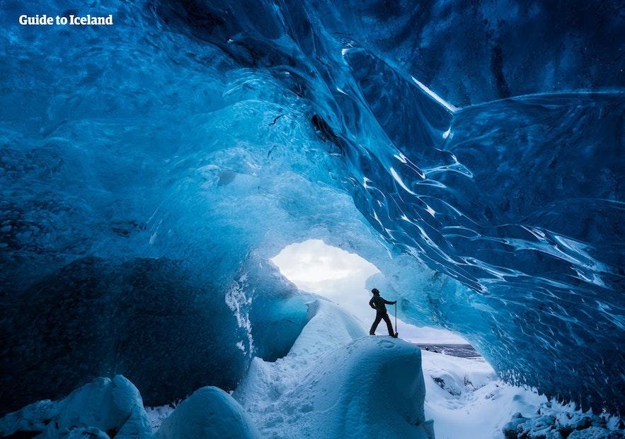 在冰岛工作,你将有很多休息时间来探索冰岛神奇的大自然