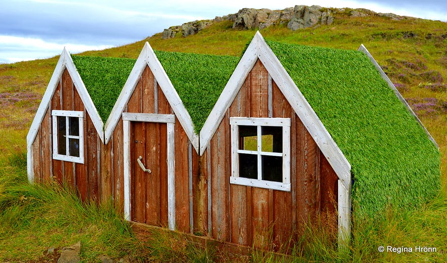 A Wonderful Stay at Fossatún amongst the Trolls of West-Iceland
