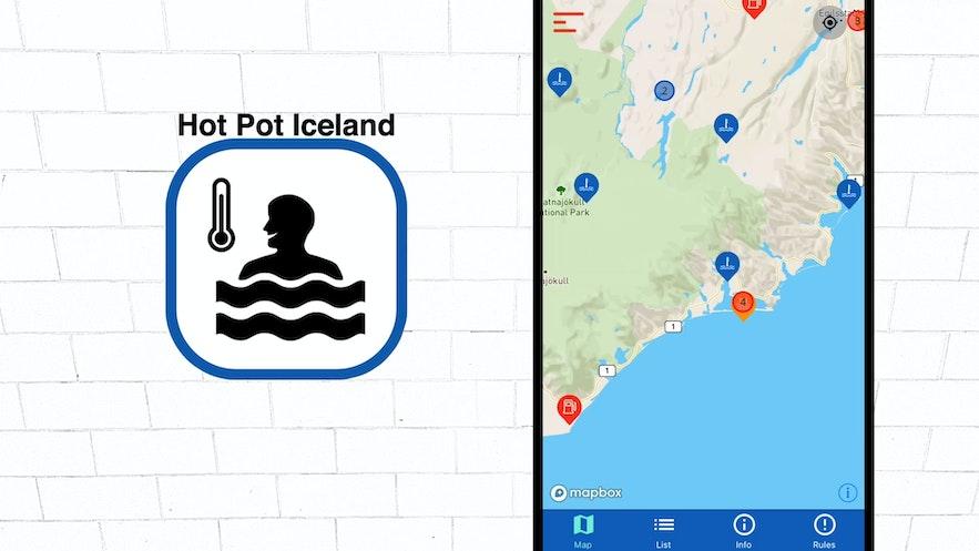 HotPotIceland App