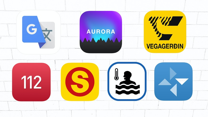 Iceland apps