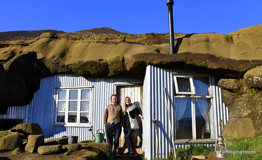 Regína by Laugarvatnshellir Cave and the Cave People of Iceland