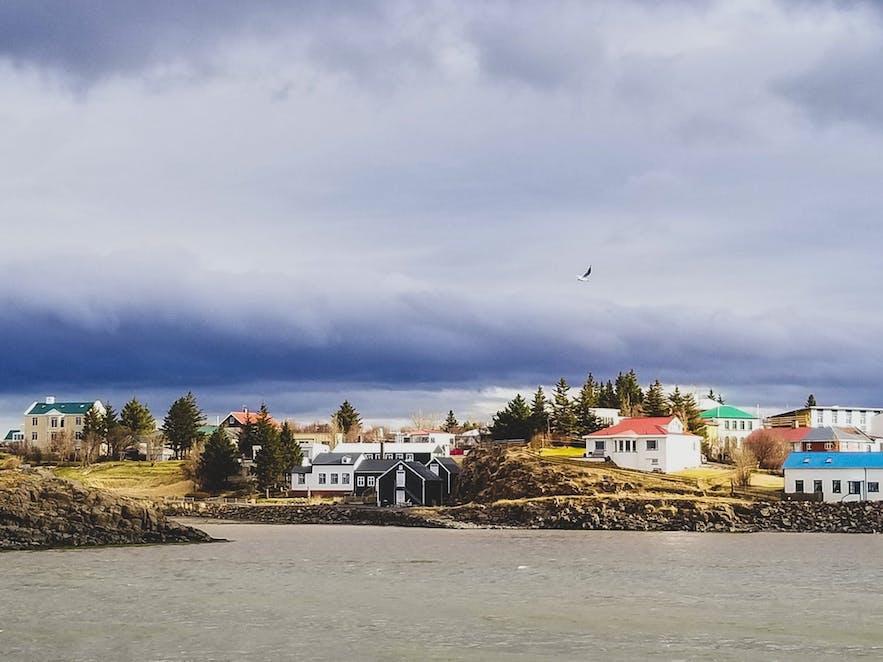 Borgarnes Iceland
