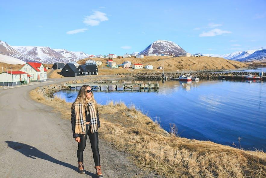 Hofsos Iceland Ring Road