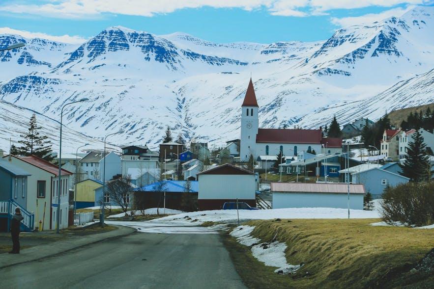 Siglufjordur Iceland