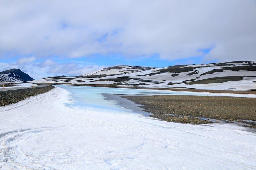Self-drive to Seydisfjordur