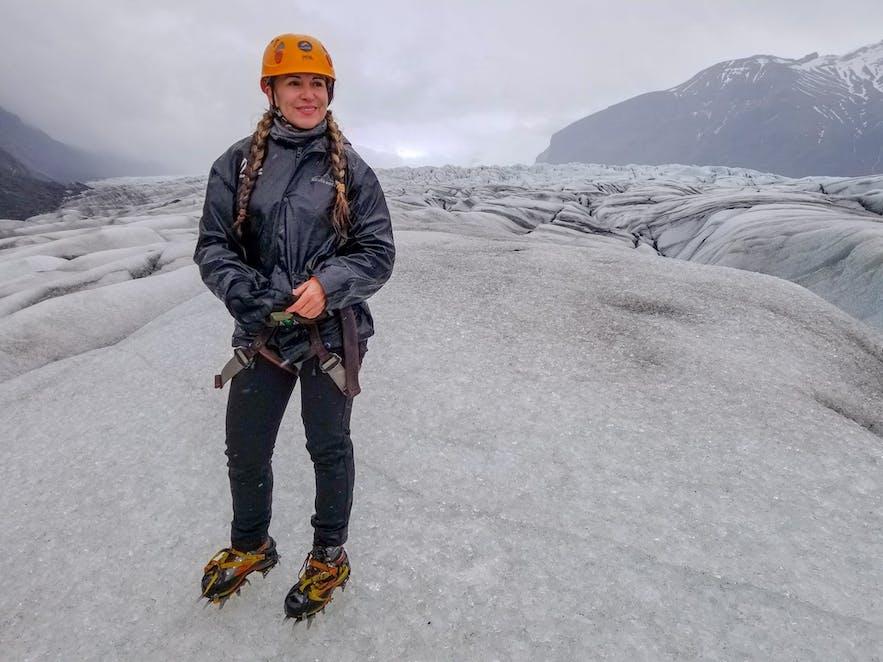 Glacier Hike in Skaftafell