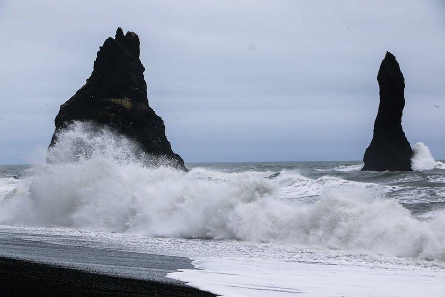 Black Sand Beach Ring Road