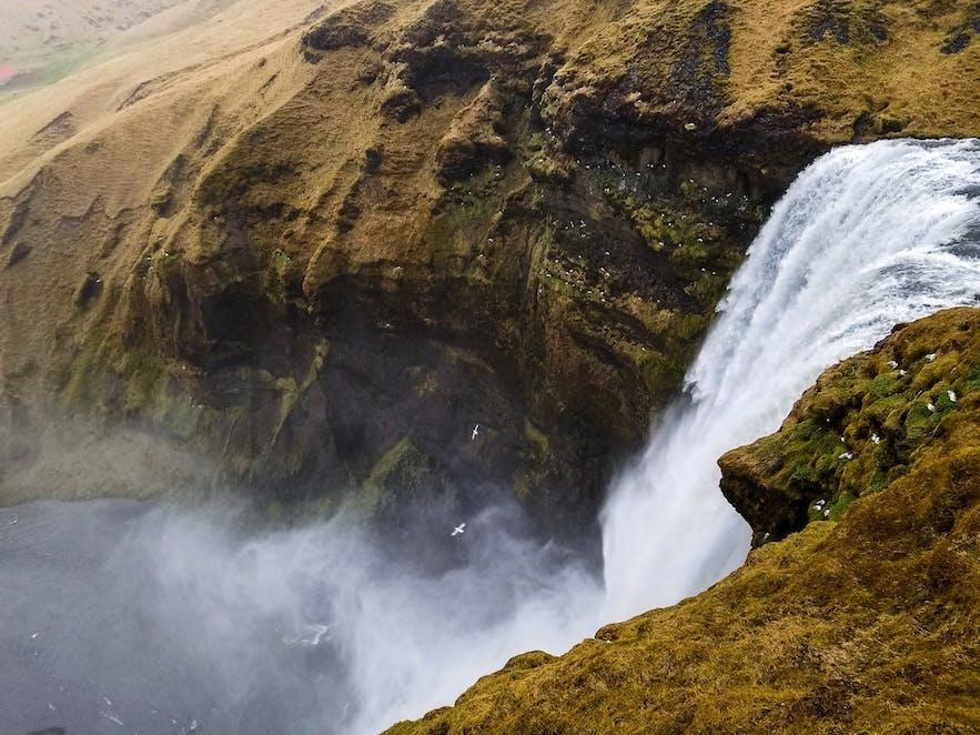 Skogafoss Iceland Ring Road