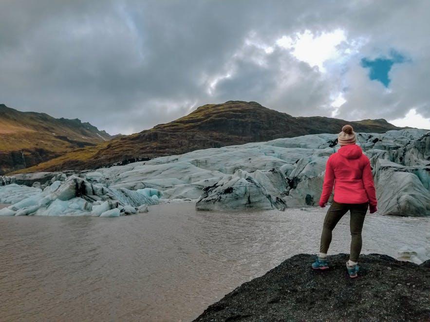 Katla Glacier Ring Road