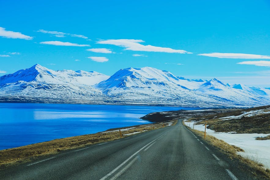 Stunning picture of Iceland Ring Road