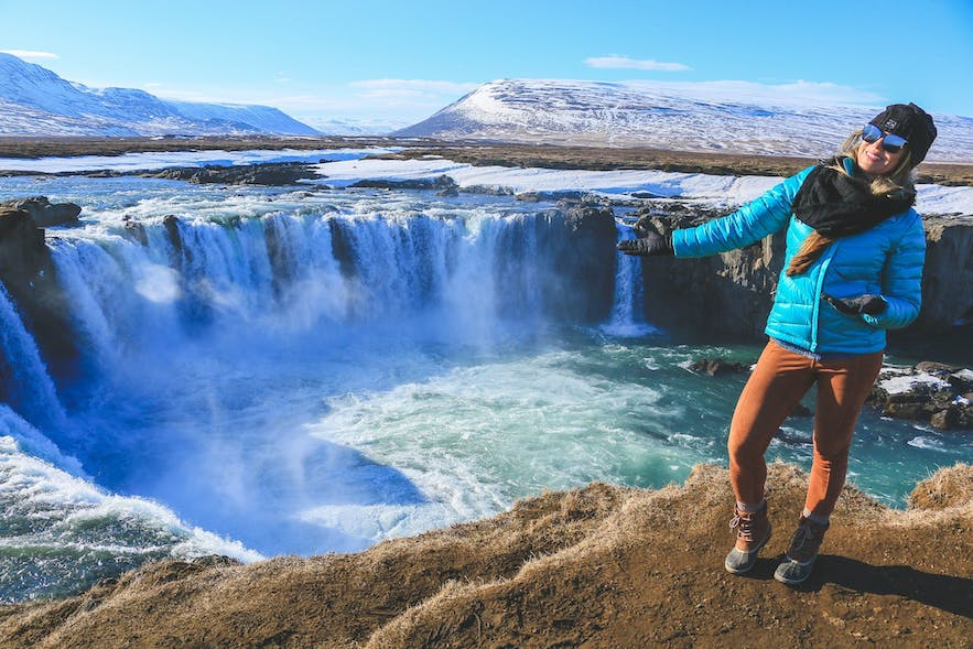 Inspire visit to Iceland
