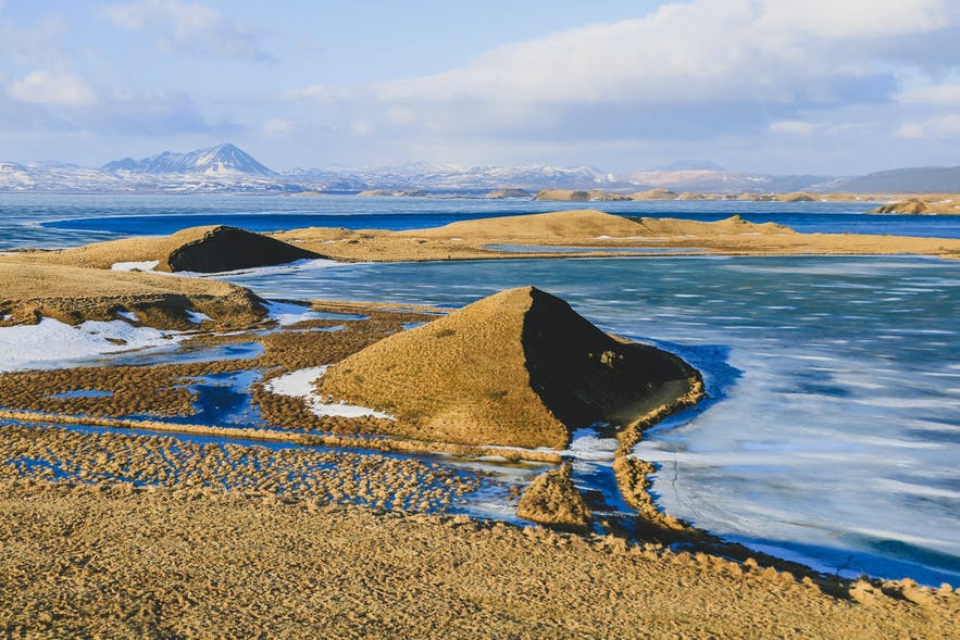 Myvatn area Ring Road self-drive