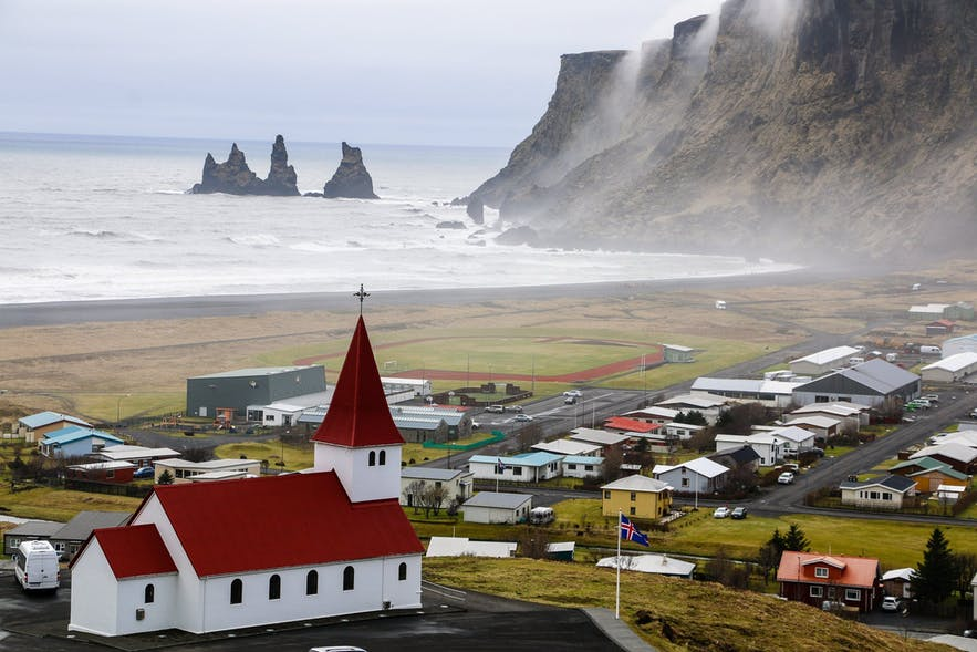 Vik - The South Coast along Route 1