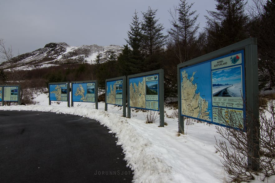 Mt. Esja in Iceland
