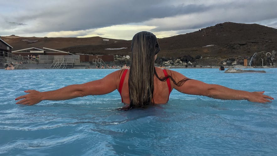 Cost of Nature Baths in Iceland