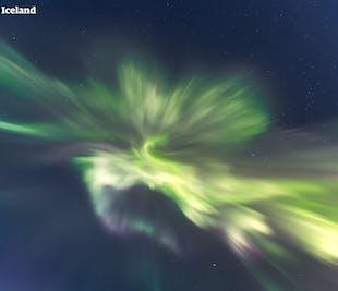 Wycieczka na zorzę polarną | Super Jeepem z fotografem