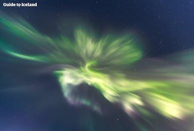Wycieczka na zorzę polarną   Super Jeepem z fotografem