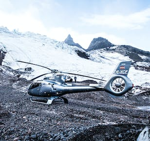 Helicopter Tour | Glacier and Geothermal Area