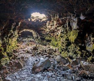 Рёйвархоульсхетлир | Классический тур в лавовый туннель