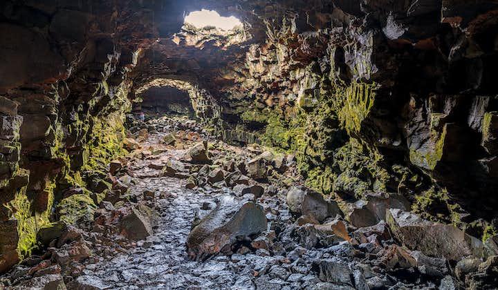 Raufarhólshellir | Standardtur til lavatunneller