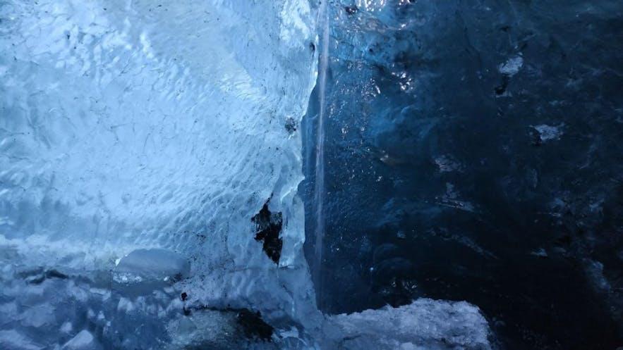 Tour a la cueva de hielo azul del glaciar Vatnajökull