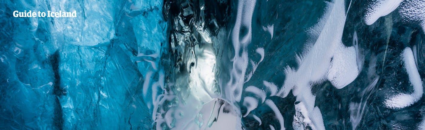 Jaskinie lodowe na Islandii - Te naturalne i stworzone przez człowieka