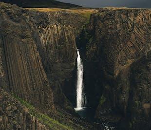 Tour guiado de 6 días en verano | Lo mejor del sur, el este y el norte de Islandia
