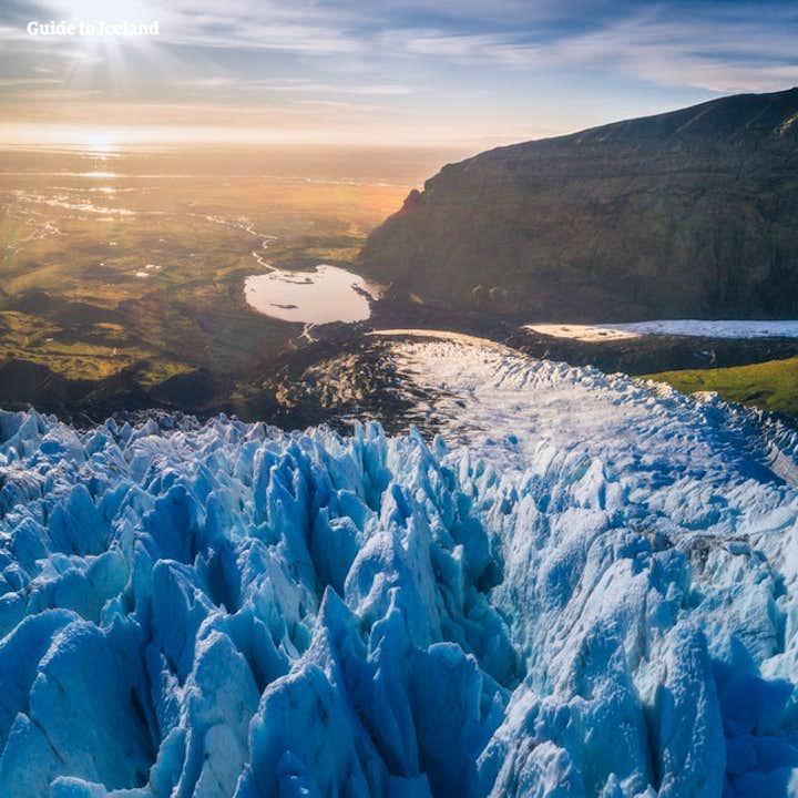 Paquete de 6 días en verano | Localizaciones de Juego de Tronos y senderismo por un glaciar