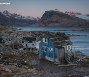 7 dni, pakiet   Islandia i jeden dzień na Grenlandii