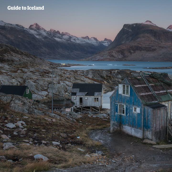 7日夏季套餐|冰岛三大国家公园+冰川徒步+格陵兰一日游