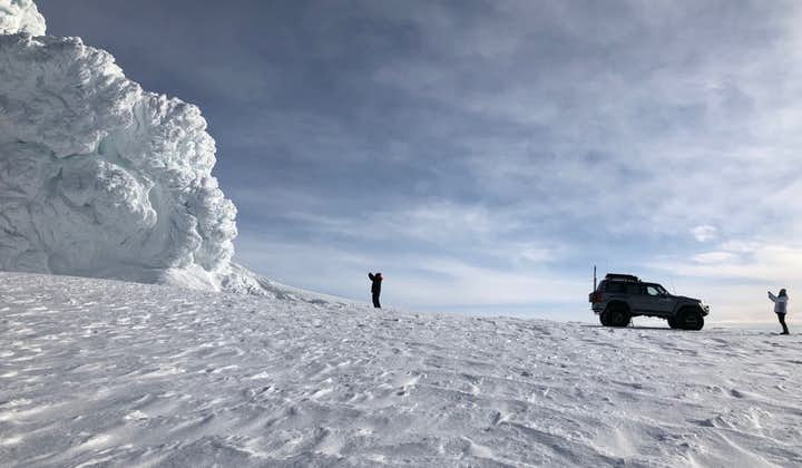 Eyjafjallajökull Superjeep-Tour, ab Südisland   Abholung ab Reykjavík verfügbar