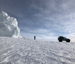 Eyjafjallajokull Super Jeep Excursion