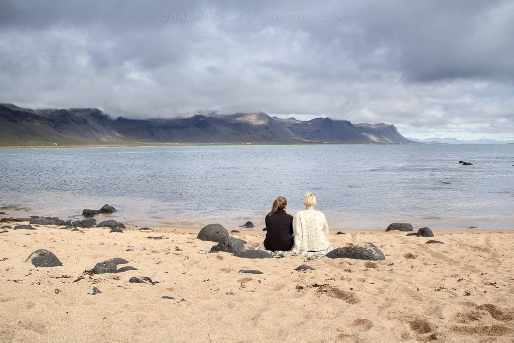Búðir beach in Iceland