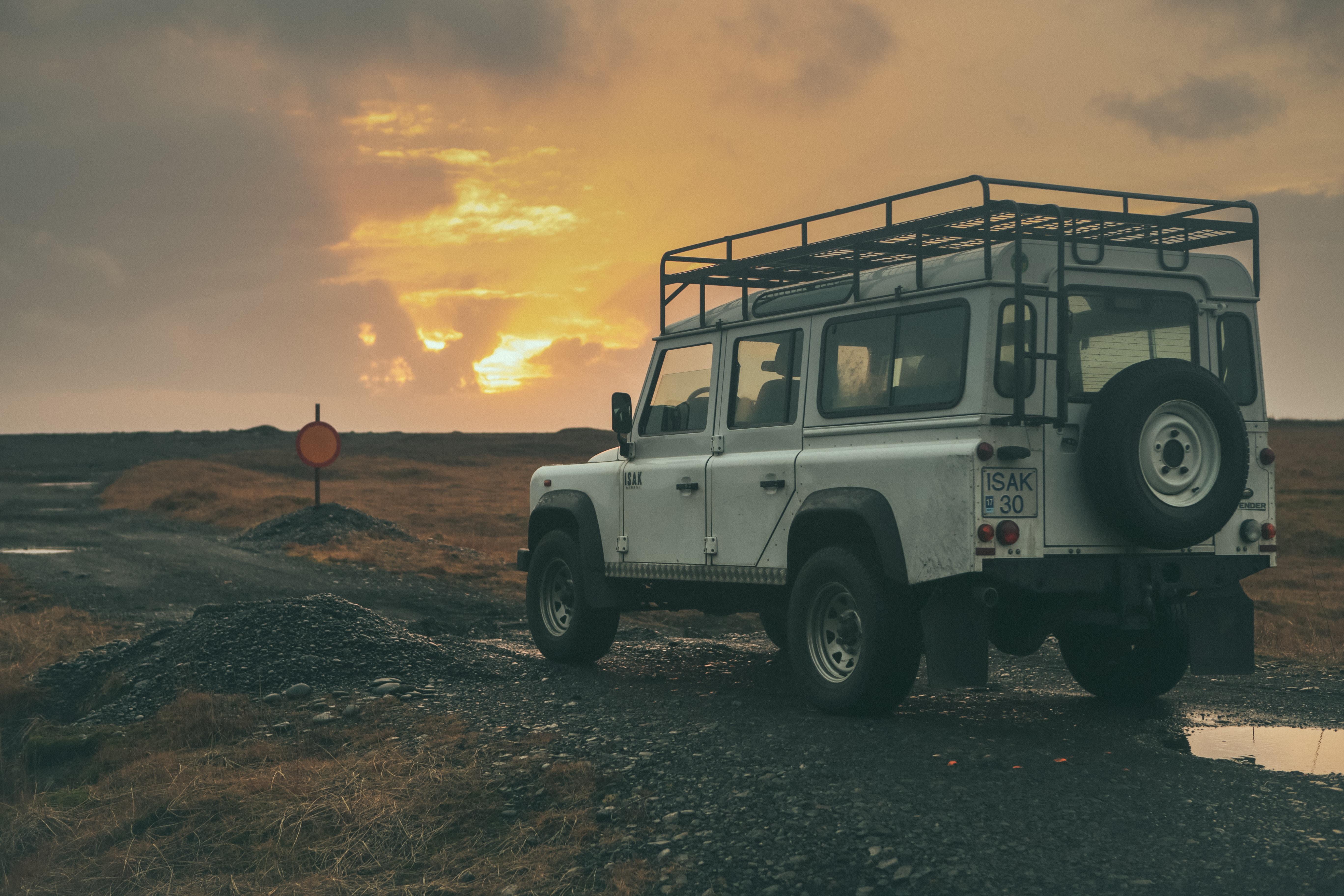Wynajem samochodu na Islandii - Najważniejsze informacje
