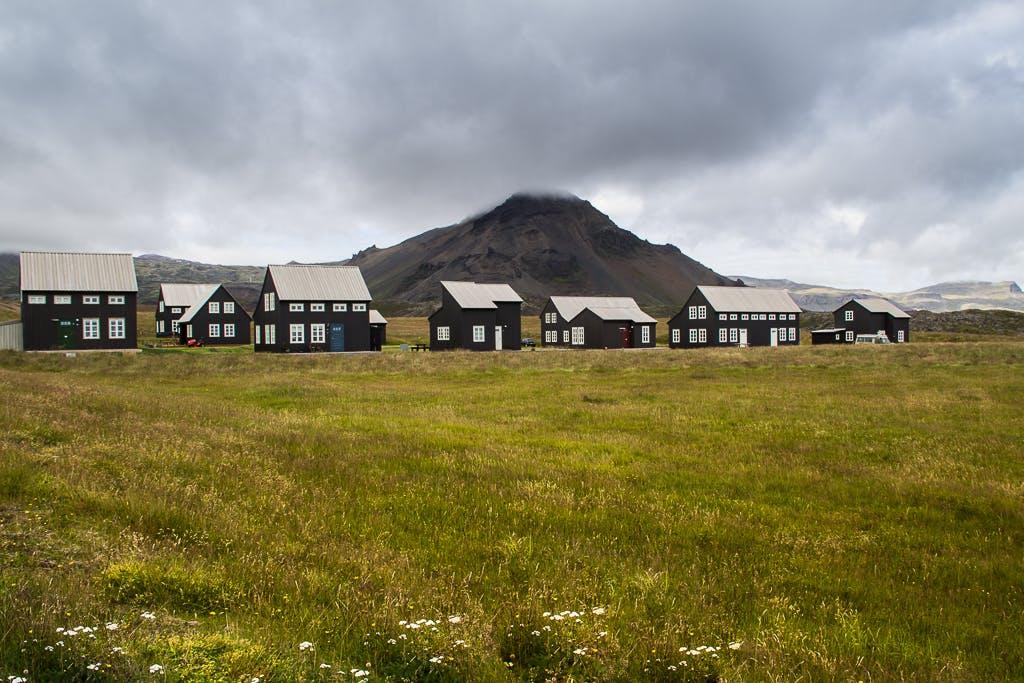 Hotel Hellnar in west Iceland