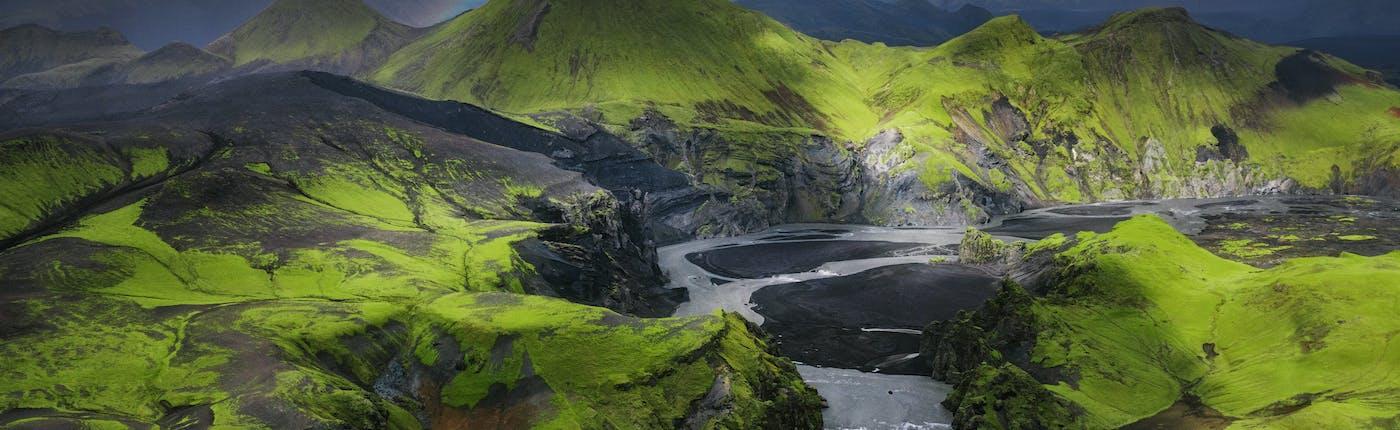 Wycieczka po Islandii - Wynajętym samochodem