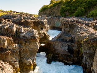 4 Day South Coast and West Iceland Small Group Tour