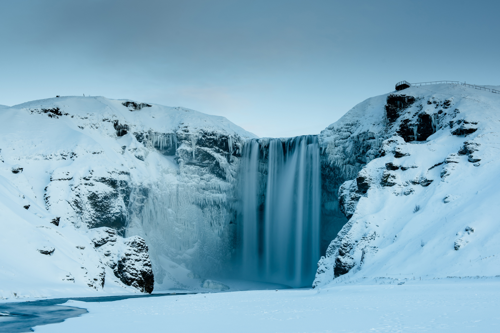 4 Day South Coast and West Iceland Small Group Tour with Blue Ice Cave - day 1