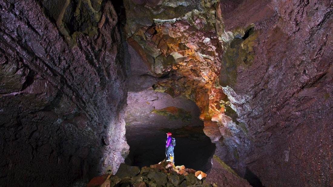 4 Day South Coast and West Iceland Small Group Tour with Blue Ice Cave - day 4