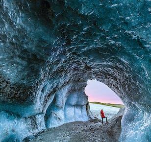 Aventures à Skaftafell   Entre rando sur glacier et grotte de glace