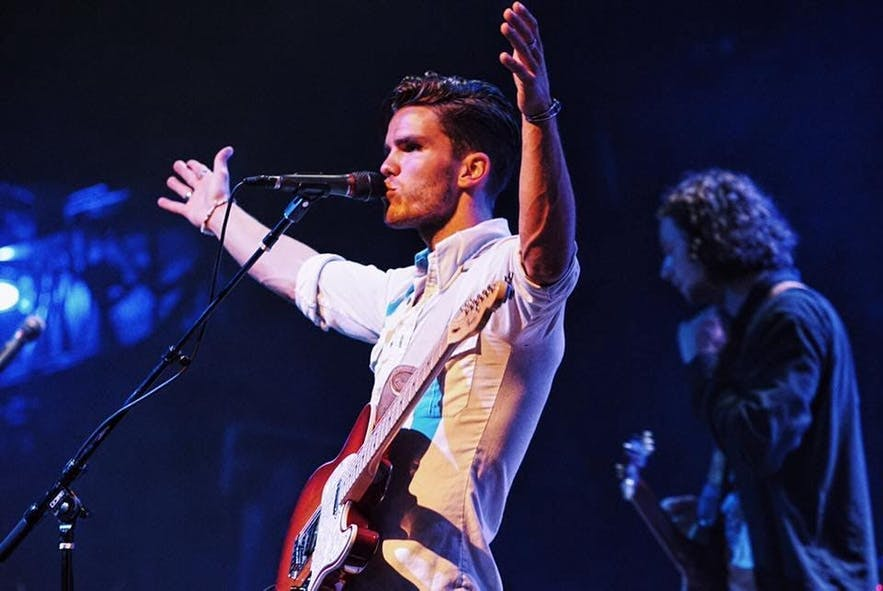 Kaleo is one of the biggest bands to ever come out of Iceland.
