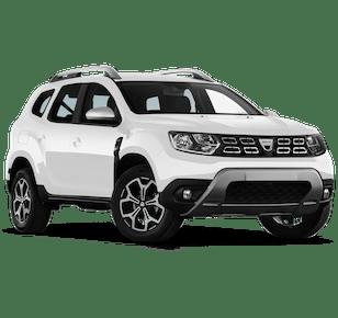 Dacia Duster 4x4 2015