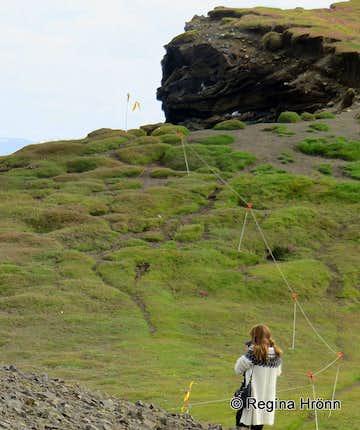 Disappearing Landscape - Ketubjörg Cliffs & Dalshorn at Skagi in North-Iceland
