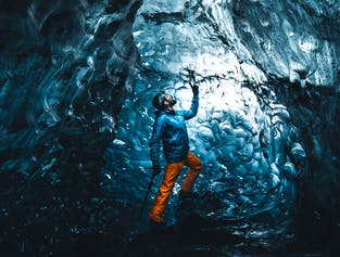 Ice Cave Tour by Vatnajokull Glacier | Departure from Jokulsarlon width=
