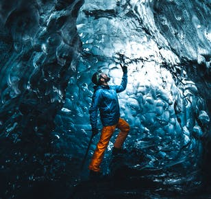 ​Ice Cave Tour by Vatnajokull Glacier | Departure from Jokulsarlon