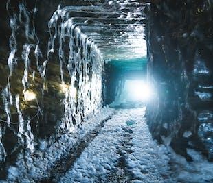 สโนว์โมบิล & ถ้ำน้ำแข็ง ที่ลางโจกุลเกลเซียร์ จากกุลล์ฟอสส์