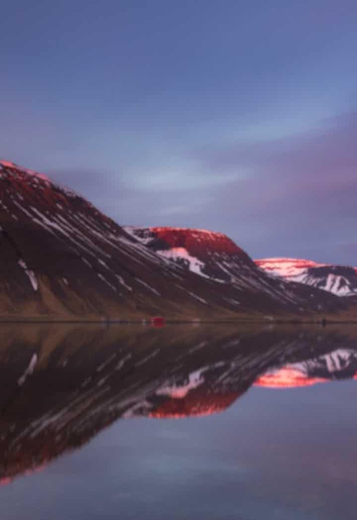 Ture til Vestfjordene