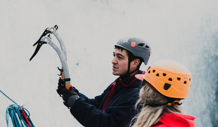 冰岛南岸索尔黑马冰川攀冰私人团 自驾参团,可选雷克雅未克或南岸小镇接送