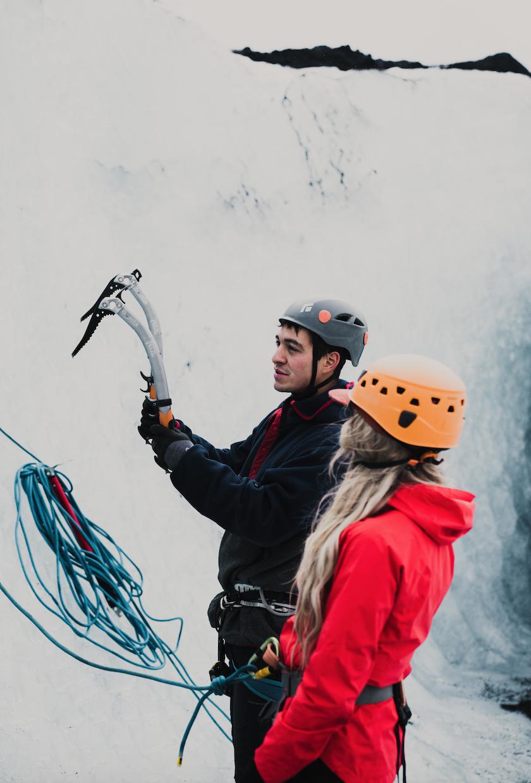 Private & Customizable 5 Hour Ice Climbing Tour on Solheimajokull Glacier