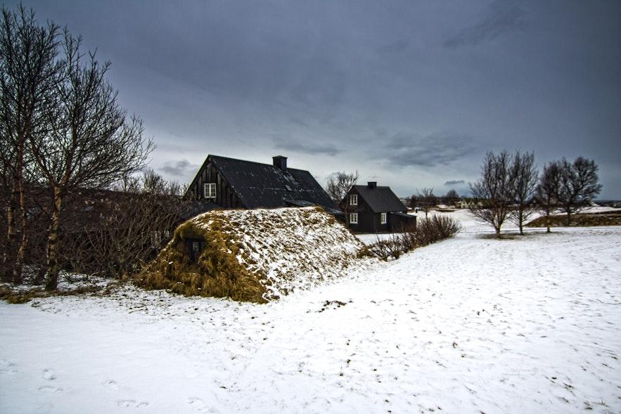 Árbæjarsafn museum Reykjavík